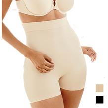 Miss Perfect TC Shapewear Damen - Miederhose Bodyshaper - Luxurious Comfort Haut L (42)
