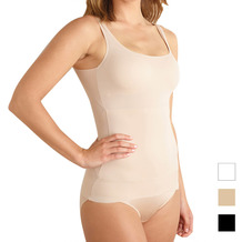 Miss Perfect TC Shapewear Damen - Unterhemd Body Shaper Haut L (42)