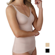 Miss Perfect TC Shapewear Damen - Unterhemd Body Shaper - Wonderful Firm Control Haut 75 B