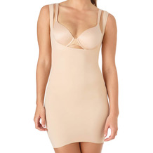 Miss Perfect TC Shapewear Damen - Unterkleid - Back Magic Firm Control Haut L (42)