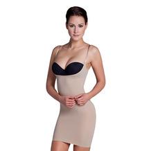 Miss Perfect Unterkleid Kleid Bodyformer Kleid Seamless figurformend Haut L (42)