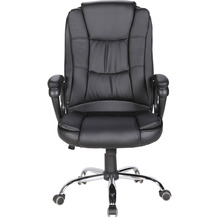 Möbilia Bürostuhl, schwarz schwarz, silber 14020000