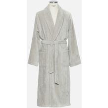 möve Homewear Schalkragenmantel silver grey 3XL