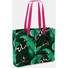 """möve Beach Bag """"Steffen Schraut"""" multicolor 45 x 37 cm"""