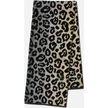 möve Duschtuch Leopard grey 80 x 180 cm