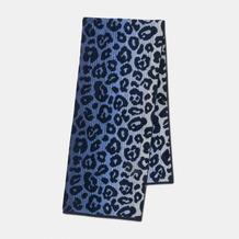 möve Duschtuch Leopard pazific 80 x 180 cm