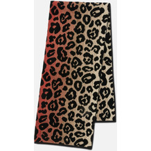 möve Duschtuch Leopard sienna 80 x 180 cm