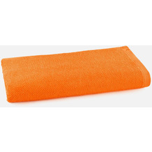 möve Duschtuch New Essential Uni orange 80 x 150 cm