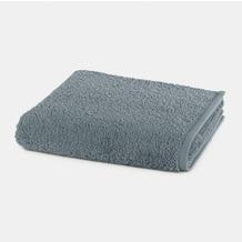 möve Duschtuch Organic aus 100% bester Bio-Baumwolle stone 67 x 140 cm