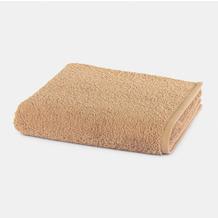 möve Duschtuch Organic aus 100% bester Bio-Baumwolle wood 67 x 140 cm