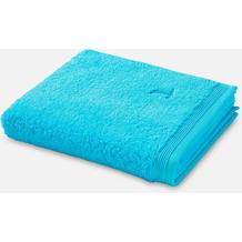 möve Duschtuch Superwuschel turquoise 80 x 150 cm