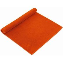 """möve Duschvorlage """"Superwuschel"""" red orange 50 x 70 cm"""