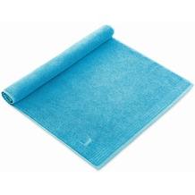 """möve Duschvorlage """"Superwuschel"""" turquoise 50 x 70 cm"""