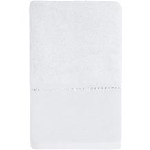 möve Gästetuch Crystal Collection Reihe snow 30 x 50 cm