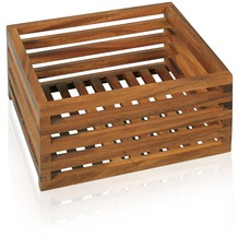 "möve Gitterbox ""ACACIA"" wood"