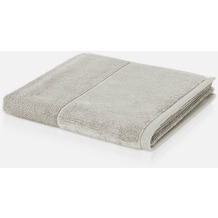 möve Handtuch Bamboo Luxe silver grey 50 x 100 cm