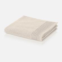 möve Handtuch Loft papyrus 50 x 100 cm