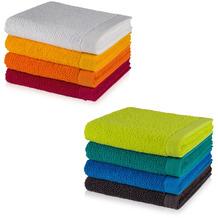 möve Handtuch New Essential Uni orange 50 x 100 cm
