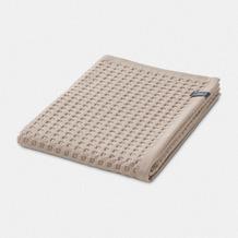 möve Handtuch Piquée Waffelpiquée cashmere 50 x 100 cm