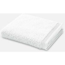 möve Handtuch Protect & Care snow 50X100
