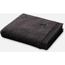möve Handtuch Superwuschel dark grey 50 x 100 cm