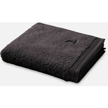 möve Handtuch Superwuschel dark grey 60 x 110 cm