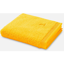 möve Handtuch Superwuschel gold 60 x 110 cm