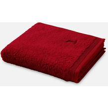 möve Handtuch Superwuschel ruby 50 x 100 cm