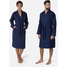 möve Homewear Kimono deep sea L