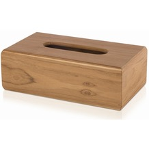 "möve Kosmetiktuchbox ""Teak"" wood"