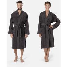möve Loft Kimono graphite L