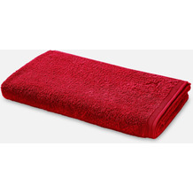möve Saunatuch Superwuschel ruby 80 x 200 cm