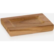 möve Seifenschale Teak wood
