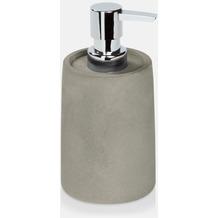 möve Seifenspender Cement grey Ø 8,5 x 17 cm