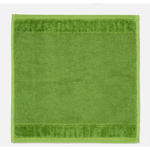 möve Seiftuch Bamboo Luxe peridot 30 x 30 cm