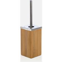 möve Toilettenbürste Teak wood 11x11x41cm