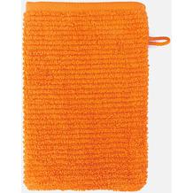 möve Waschhandschuh Elements orange 20 x 15 cm
