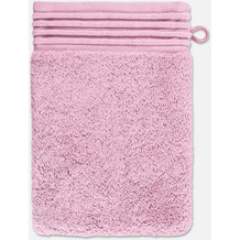 möve Waschhandschuh Loft rose 20 x 15 cm