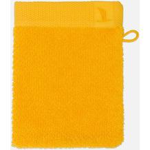 möve Waschhandschuh New Essential Uni sun 20 x 15 cm