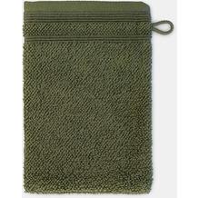 möve Waschhandschuh Wellbeing sea grass 20 x 15 cm