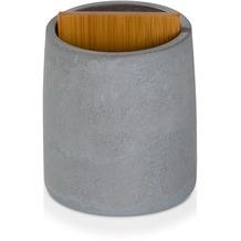 "möve Zahnbürstenhalter ""Cement"" grey"