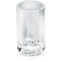 """möve Zahnbürstenhalter """"Glass"""" clear Ø 6,5 x 11 cm"""