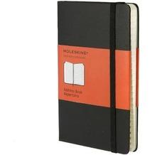 Moleskine. Adress-book