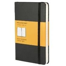 Moleskine. Ruled notebook