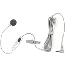 Mono Headset (2,5 mm) für Alcatel One Touch