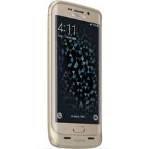 Mophie Juice Pack für Samsung Galaxy S6 Edge, 3.300mAh, gold
