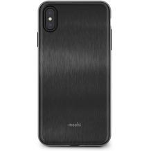 Moshi iGlaze Apple iPhone XS Max schwarz