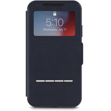 Moshi SenseCover Apple iPhone XR blau