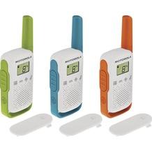 Motorola Funkgerät PMR Talkabout T42 triple