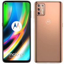 Motorola moto g9 plus, Blush Gold